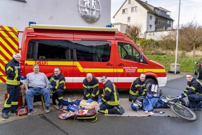 15 Jahre Rirst Responder in Freienohl