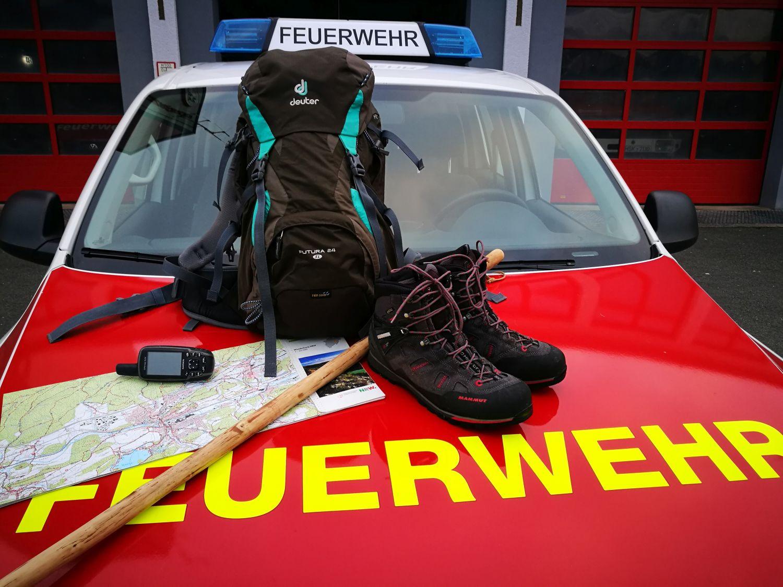 Tag der offenen Tür - Wir wandern zur Feuerwehr