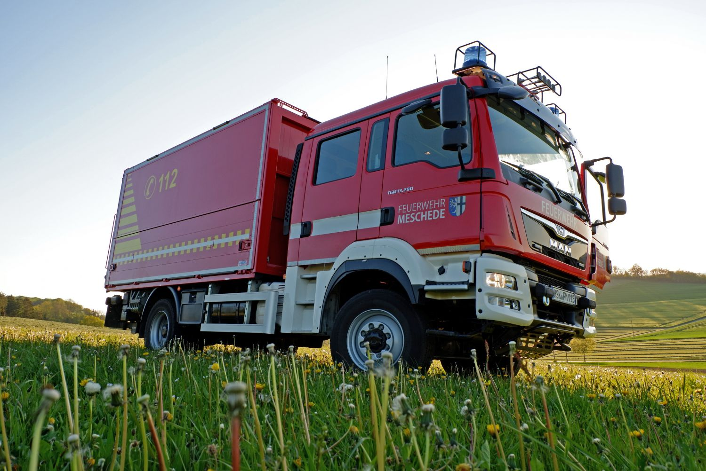 Gerätewagen-Logistik (GW-L) 2019