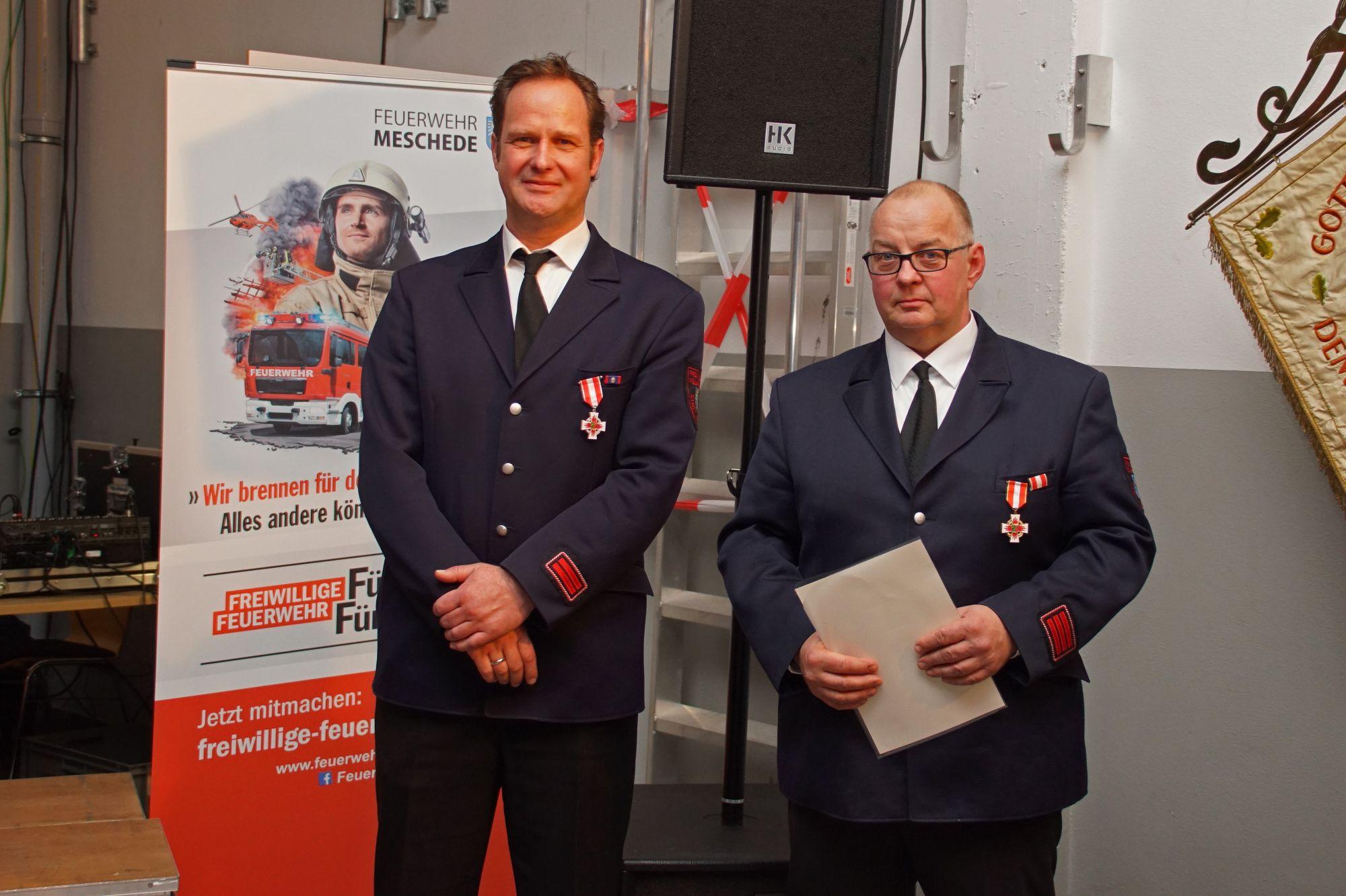 Thimo Reimann und Hubertus Kramer
